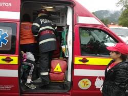 Accident grav cu 2 victime decedate între Arad şi Zădăreni