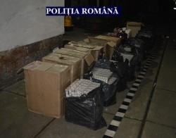 Peste 12.000 de pachete de tigări din Republica Moldova depistate la Nădlac în urma unor percheziții