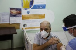 960 de cadre medicale vaccinate anticoronavirus în prima zi a campaniei