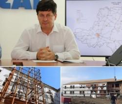 """Iustin Cionca: """"Primele trei luni de mandat au fost luni cu multă muncă și cu multe proiecte"""""""