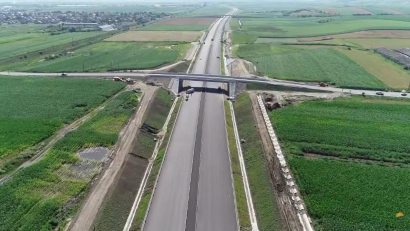 Drumul expres Arad-Oradea: 66 de poduri, pasaje sau viaducte și a 12 noduri rutiere