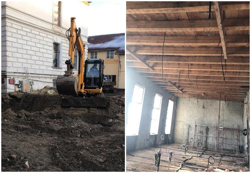 Controale săptămânale ale Consiliului Județean Arad pe șantierul noului Spital de Oncologie