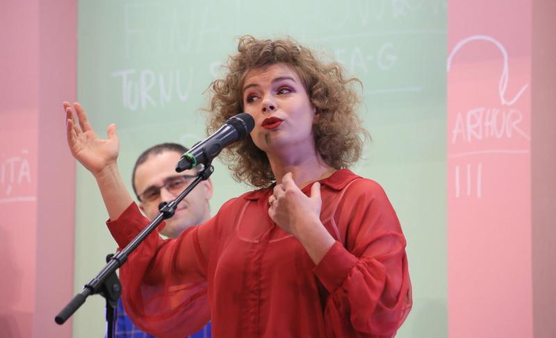 """Marina Palii, actriță a Teatrului Clasic """"Ioan Slavici"""" Arad – selectată în programul """"Berlinale Talents"""" 2021"""