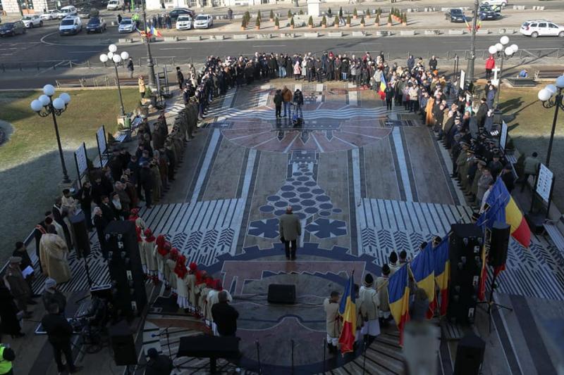 Programul Evenimentelor de la Arad dedicate Zilei de 24 ianuarie - Unirea Principatelor Române