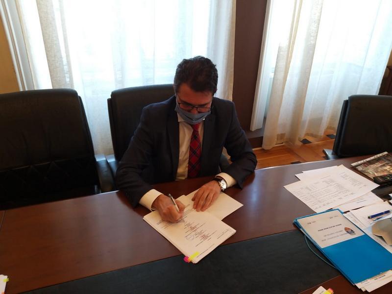 A fost lansată procedura de achiziție publică pentru contractarea documentației tehnice aferente investiției: DRUM EXPRES ORADEA-ARAD