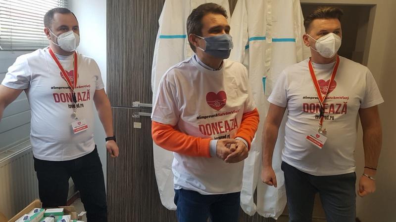 """Călin Bibarț: """"Acționând împreună, salvăm vieți!"""""""