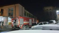 Încă un incendiu puternic la un spital din România!