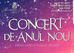 Prima săptămână de concerte a Noului An a început la Filarmonica din Arad
