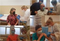 Aproape 126.000 de români s-au vaccinat împotriva Covid-19 din care peste 1500 arădeni