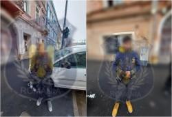 Două persoane din Afganistan fără acte de identitate depistate în centrul Aradului