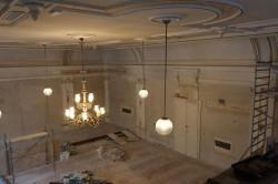 """Restaurarea Sălii ,,Iuliu Maniu"""", aproape de finalizare"""