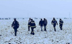 Căutările minorului dispărut la Vânători au fost reluate în această dimineață