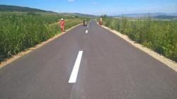 Drumul Șofronea-Zimandcuz, modernizat