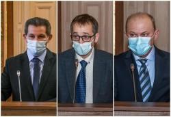 Trei nume noi în Consiliul Local Municipal Arad