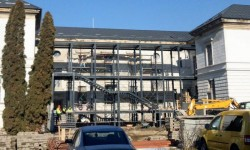Două lifturi vor deservi noul Spital de Oncologie