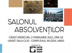 Salonul absolvenților Foto Club Arad