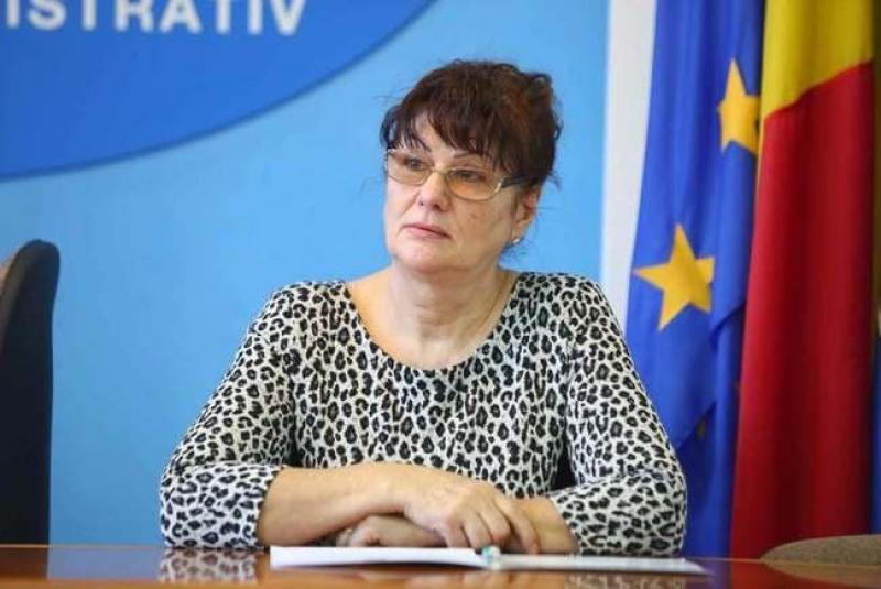 Subprefectul de Timiş, Elena Popa, răpusă de covid