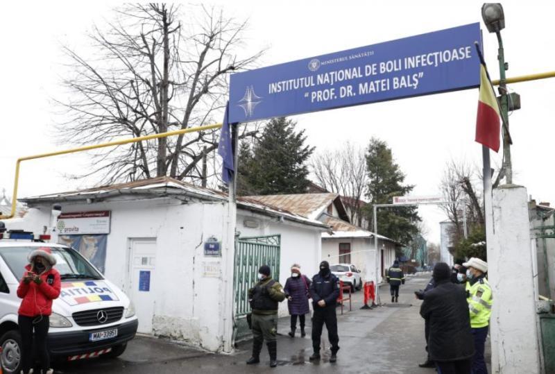 """Bilanţul de la """"Matei Balș"""" a ajuns la 10 decese !"""