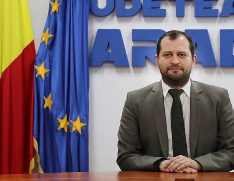 Răzvan Cadar, președinte al Consiliului Director al A.D.I. Sistem Integrat de Gestionare a Deșeurilor