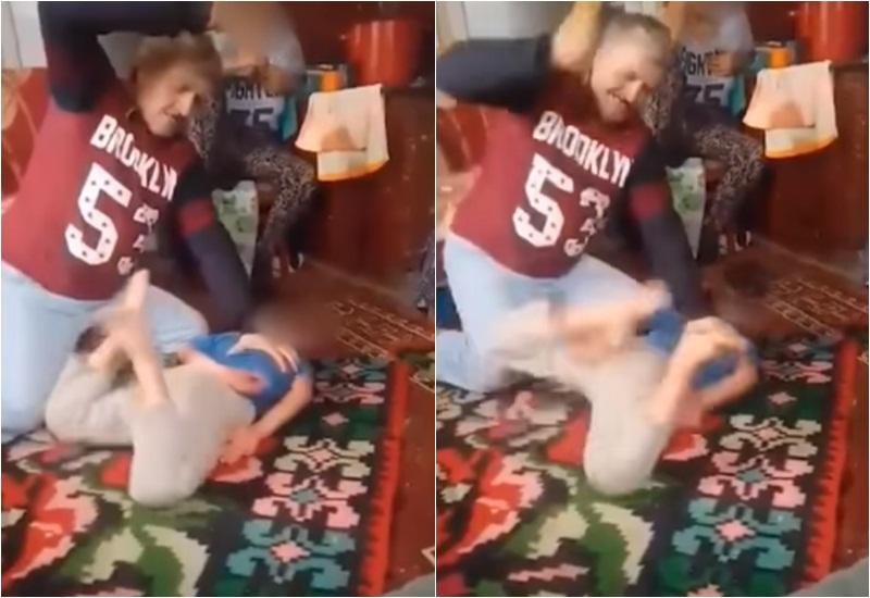 Caz şocant! Un tată îşi bate cu bestialitate cu o bucată de lemn copilul de doar 7 ani