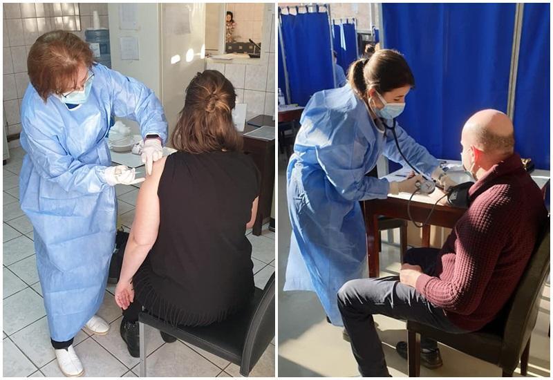 10.323 e arădeni s-au vaccinat până în prezent, din care 708 în ultimele 24 de ore și 260 cu vaccinul AstraZeneca