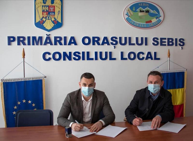 Clădire nouă pentru Ambulatoriul de Pneumologie de la Spitalul de Boli Cronice Sebiș