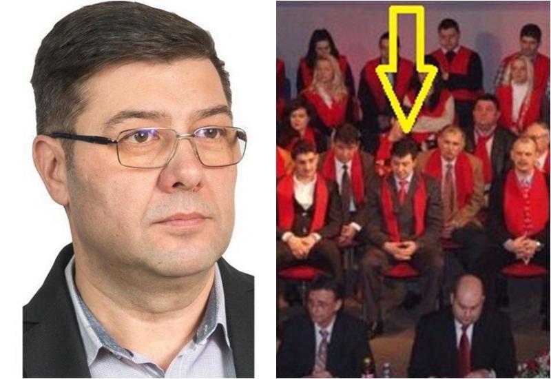 PSD va avea subprefect la Arad….Via USR Arad, că aşa e cu ăştia noi în politică