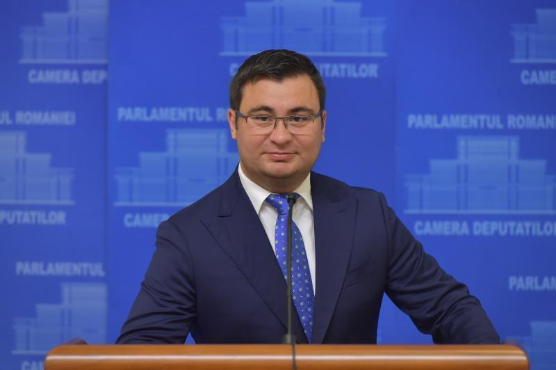 """Glad Varga: """"Bugetul de anul acesta al Ministerului Mediului include o creştere semnificativă a investiţiilor"""""""