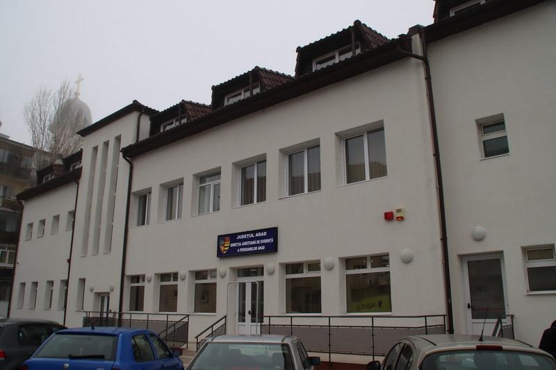 Sediul Evidenței Populației, finalizat și recepționat