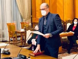 """Pe principiul lui Mihăiţă Calimente, rămas fără """"colegiu"""", Mihalache ajunge Secretar General adjunct la Camera Deputaţilor"""