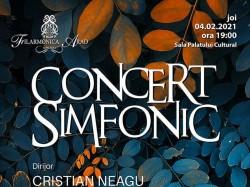 "Simfonia nr. 41 în do major ""Jupiter"" de Wolfgang Amadeus Mozart la Filarmonica Arad"