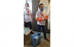 Arad, oraşul în care bolnavii de Covid 19 primesc concentratoare de oxigen gratis