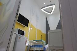 Aradul are una dintre cele mai frumoase secții de Pediatrie din România!