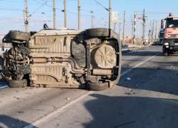 Accident mortal între Arad și Vladimirescu!