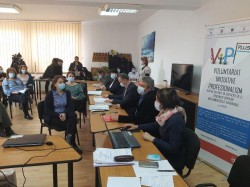 """DGASPC Arad implementează proiectul""""VIP – PLUS"""""""