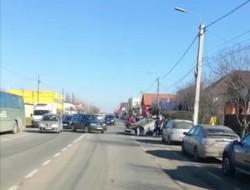 Accident cu victimă pe strada Pădurii