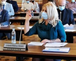 Consilierul municipal Liliana Waas propune amenajarea unor spaţii în care să fie amplasate echipamente de fitness de exterior