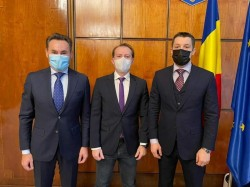 Florin Cîţu a semnat numirea lui Mihai Paşca pentru funcţia de secretar de stat în Ministerul Justiţiei