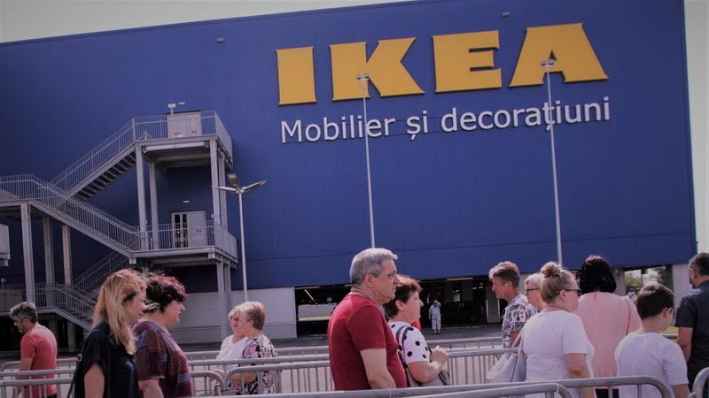 Lucările la noul magazin IKEA de lângă Timişoara ar putea începe în câteva luni