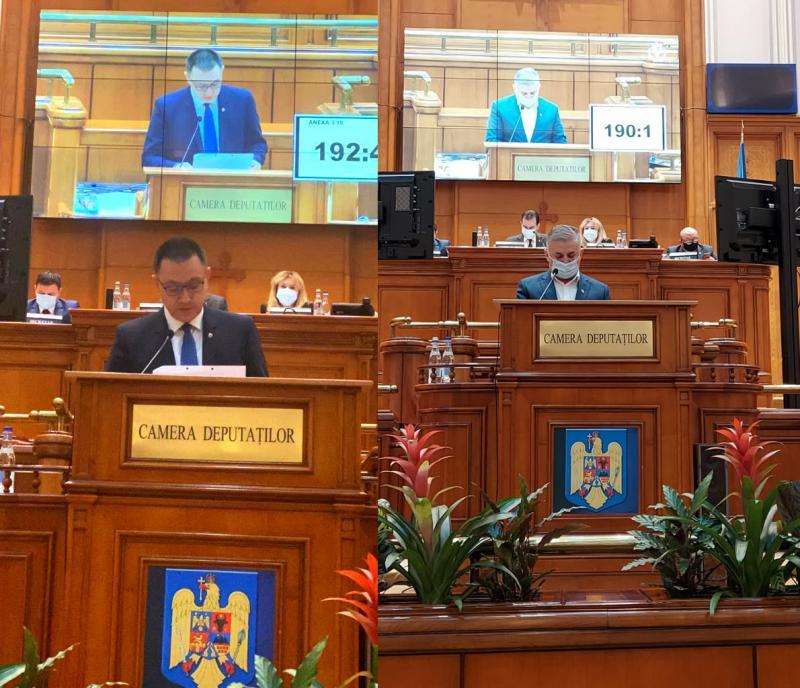 Parlamentarii PSD Arad au încercat, prin amendamente la legea bugetului de stat, să obțină finanțările necesare pentru proiectele vitale ale Aradului