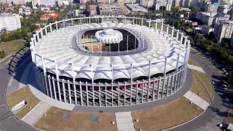 100 de zile până la startul EURO 2020