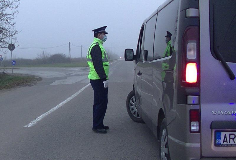 Guvernul României dorește să mărească intervalul orar al restricțiilor de circulație pe timpul nopții