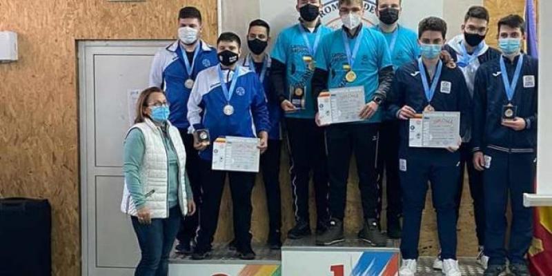Pistolarul Luca Joldea, dublu campion național