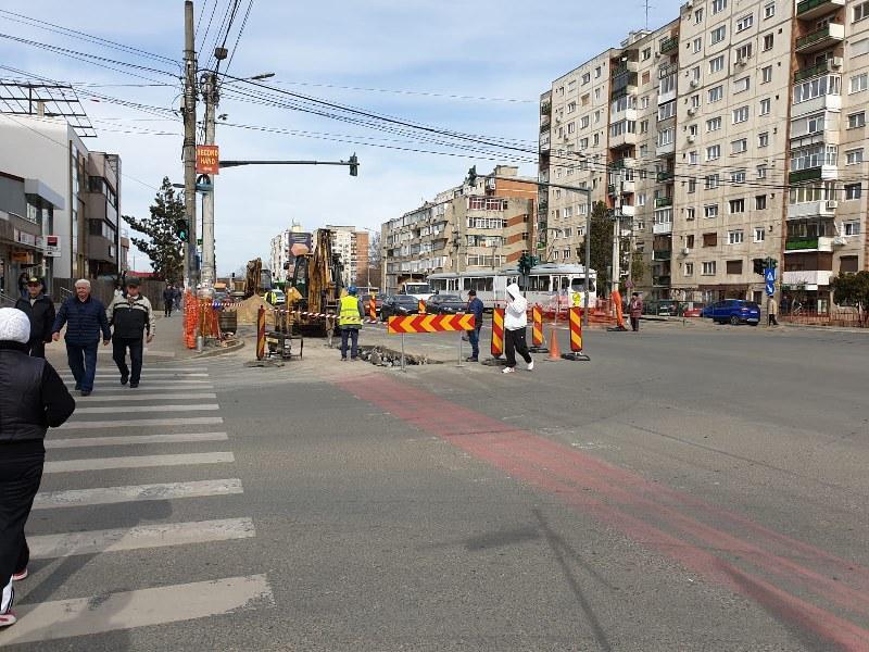 Recepţie la terminarea lucrărilor pentru reţele de canalizare din Arad