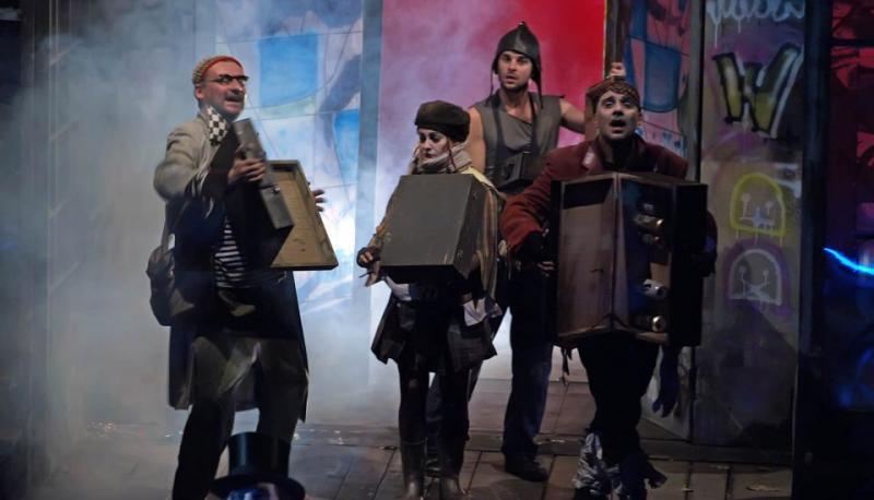 """Orchestra Titanic"" – spectacol difuzat online"