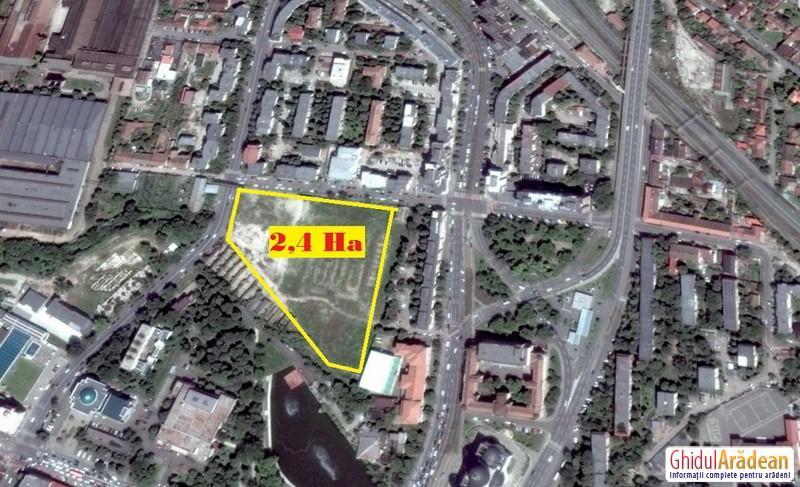 Pe terenul fostei fabrici Tricoul Roșu, parc în loc de bloc cu zece etaje