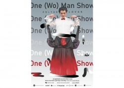 """One (Wo)Man Show"" – un exercițiu de sinceritate... cu și de Zoltan Lovas"