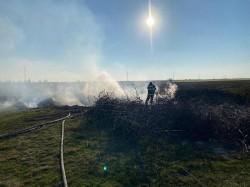 Un incendiu a avut loc ieri la fosta fabrică Indagrara