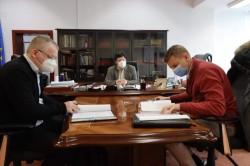 """Iustin Cionca: ,,Vrem să modernizăm și drumul județean Mâsca-Măderat-Arăneag"""""""