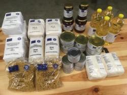 A început distribuirea produselor alimentare pentru persoanele defavorizate din municipiul Arad